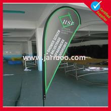 printed teardrop advertising flags providers