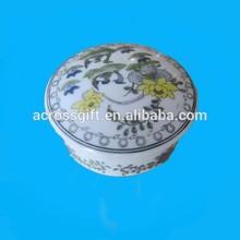 antique porcelain square plates