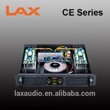 300W 400W 500W 700W 8ohm mosfet stereo mixing power amplifier/CE500