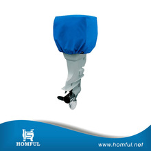 New Outboard Motor Cover for Boat, Up to 100HP (Blue)