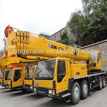 XCMG QY50K-II truck crane, 5 tons truck crane