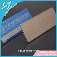 Plaque signalétique en métal, plaque signalétique en métal design, auto adhésif plaques de métal