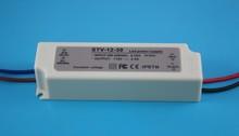 Input AC170-250V Output 12V Max Power 30W Aluminum Waterproof LED Power Supply, LED Lighting Power Adapter