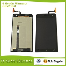 100% Testing Excellent Quality lcd screen display digitizer for Asus zenfone 5 lcd
