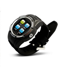Best quality hot sell smart watch mobile phone android 4.2 os
