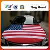 Spandex fabric custom guangzhou factory car hood cover