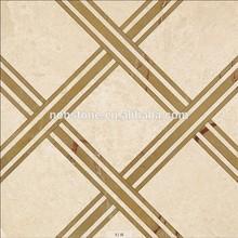Water-Jet Marble Floor Tile Designs Magic Marble Slab