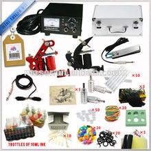 Wholesale China merchandise tattoo machine temporary spray tattoo kit