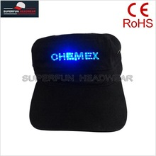 promotional military bright led light cap
