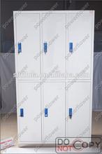 C47 Six-door hospital medical cabinet furniture