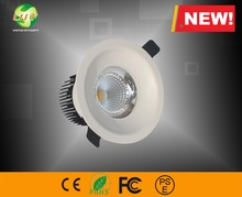 Modern hall ceiling lamps for hotel 3'' 15w new design Dimmable led down light