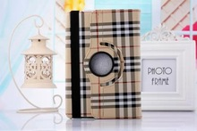 360 rotating leather case for ipad 6,flip leather case for ipad air 2