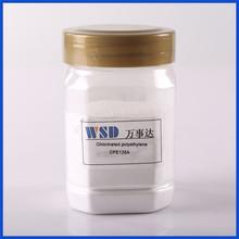 white powder pvc impact modifier CPE135a