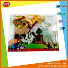 mini animal toy set,animal figure toy
