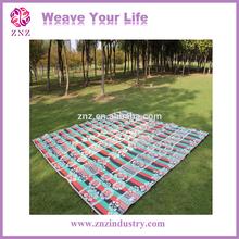 Plastic picnic mat/ Roll/ Folded /Handle bag