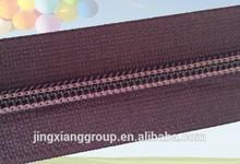 Guangzhou JingXiang Nylon Coil Zipper Slider Zipper Puller Design For Usa Polo Luggage