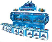 The Cyclone Fish King deep sea fish game machine for 8 players