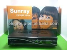 Enigma2 Linux Receiver Decoder New DVB 800SE Sim A8P & sunray 800 se hd wifi