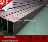 ms carbon steel rectangular tube/carbon carbon steel rectangular tube/cold rolled carbon steel tube