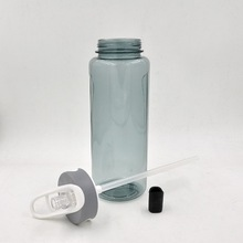 Food grade material for safety usage water bottle, colorful tritan bottle