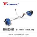 China suppiler zomax 51.7cc zm5301 roçadeiras china para long chegou a poda de árvores