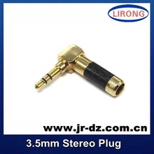 Good Quality 3.5MM Headphone Update Connector 3.5 jack mic adapter