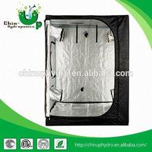 Indoor hydroponics grow tent for plant growth /high reflective portable indoor dark room