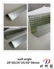Galvanized keel metal profile wall angle