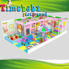 2015 Kindergarten kids indoor playground castle, cheap play house for baby