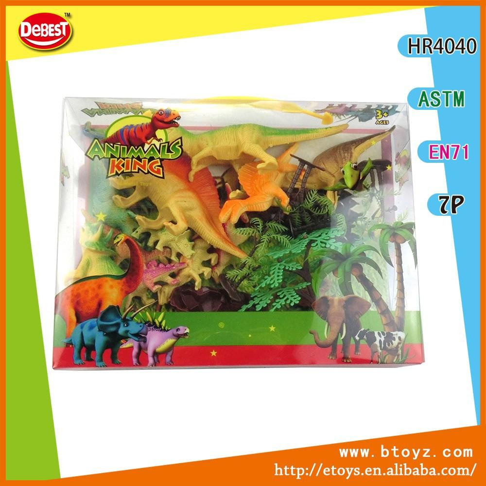 Dinosaur Toy Sets Dinosaurs Toys,plastic Toy