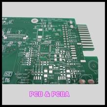 High quality FR4 HASL lead free rigid 4 layer pcb board