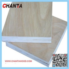 Construction materials Poplar Core Plywood 18mm Pine Plywood