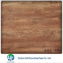 smelless environnement convivial adhésif papier décoratif pour meubles