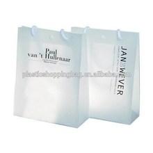 Custom Printed Cotton String Handle OEM Plastic Tote Bag