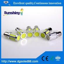 Accessories luxury car continued hot 1156/1157 24W COB led brake/turn light