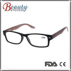 Plastic fashion glasses frame