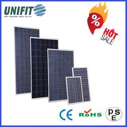 156*156 Water-Prof Best Price Per Watt Solar Panles With CE TUV