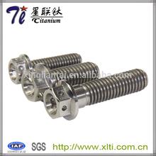 The Factoy Supply GR5 Titanium Hex Head Race Spec M10 x (1.25mm) x 20mm
