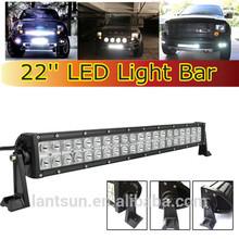 LED6-120W super slim led light bar 120W ATV Truck Off road led light bar