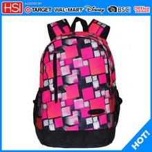 alibaba wholesale korean style leather backpack