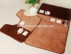 Acrylic custom Jacquard Home floor Washable microfiber carpets