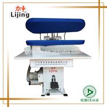 Semi Automatic Dry Cleaner Equipment Steam Ironer Press
