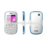 Mini Qwerty Keyboard 2.0 INCH QVGA Screen TV Quad Band Dual SM Card GPRS WAP OEM Unlocked Cheap Pink Cell Phones D101