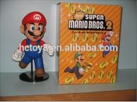 wholesale 18cm Mario run PVC Japanese anime action figure supplier
