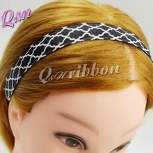 hair accessory Adjustable elastic headbands hair bands for women