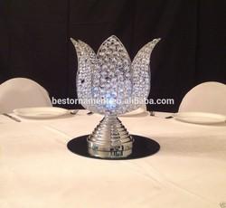 Crystal Wedding Centerpiece