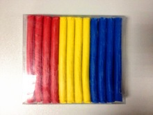 Professional Factory Supply Colourful color modeling clay plasticine clay playdough 6 colours Modelling Clay