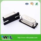 49SMD quartz crystal-4MHz-knob lock Chinese XTAL manufacturer
