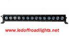 Single row 240W off road LED light bar, 10W led lightbar