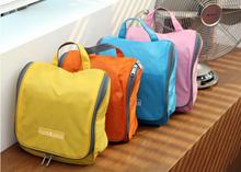 Wholesale Fashion Waterproof Hanging Travel Toiletry Bag